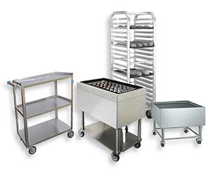 Storage/Transport/Worktables